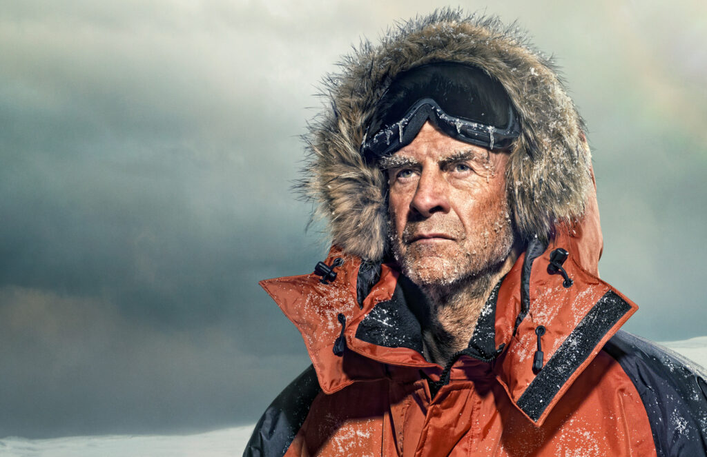 Sir Ranulph Fiennes | Living Dangerously