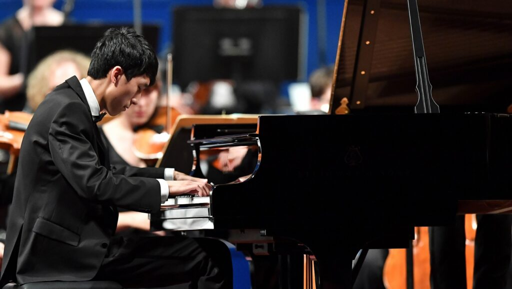 Leeds International Piano Competition 2021