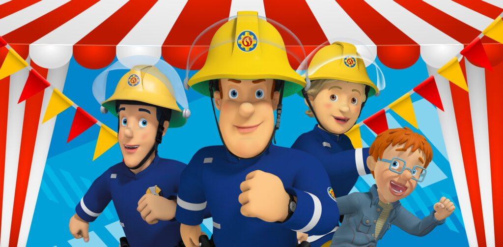 Fireman Sam Live – Saves The Circus