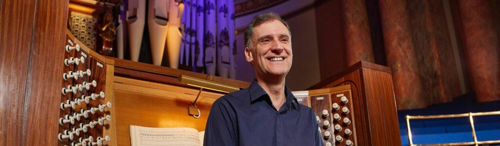 Summer Organ Series – Darius Battiwalla