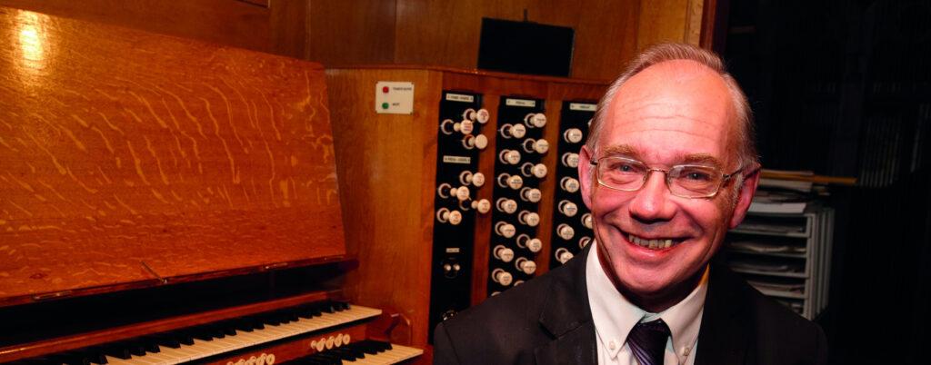 Summer Organ Series – David Houlder