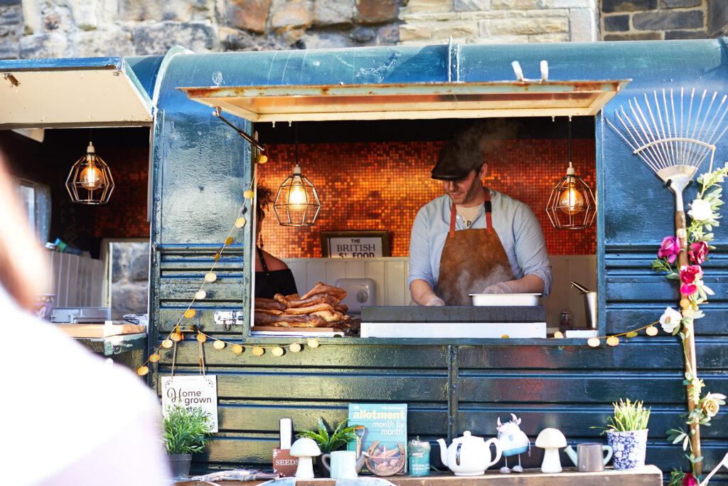 Kirkstall Abbey Markets