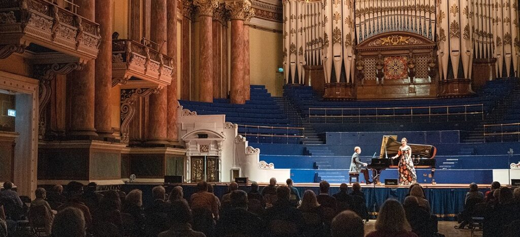 Coffee Concert: Leeds Lieder Young Artists