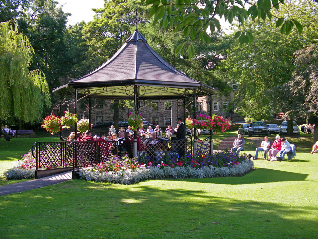 Barnsley Concert Band – Pudsey Park