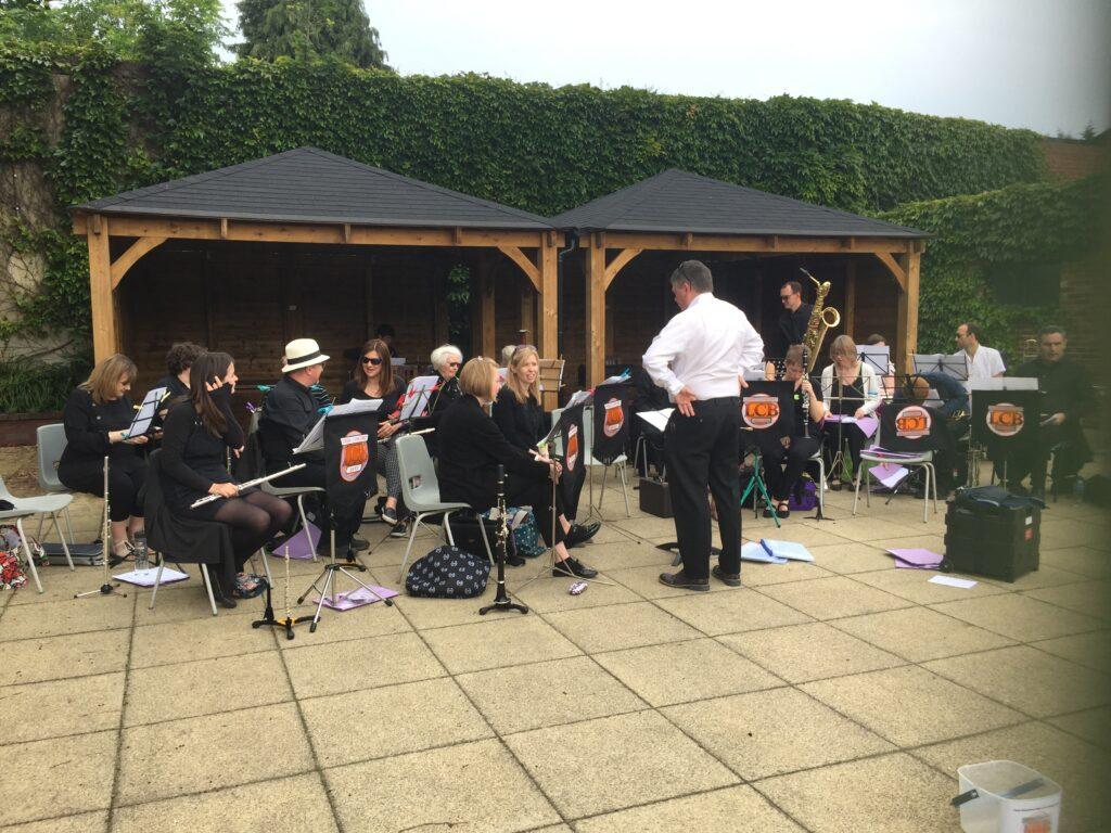 Leeds Concert Band – Westroyd Park, Farsley