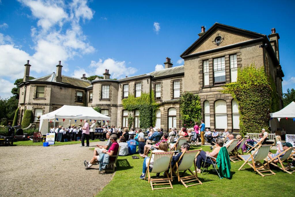 Garforth Jubilee Band – Lotherton Hall Estate