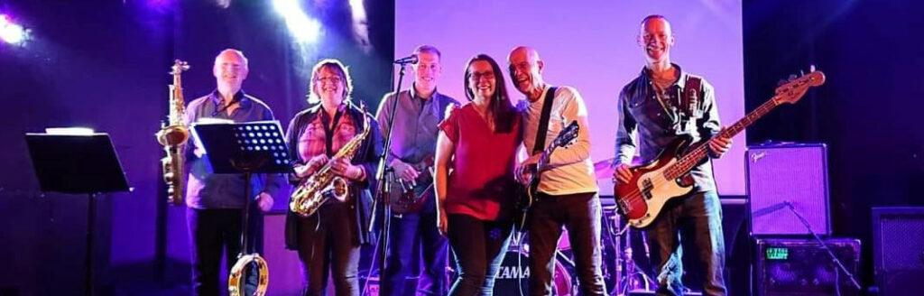 Cragg Hill Blues Band – Golden Acre Park