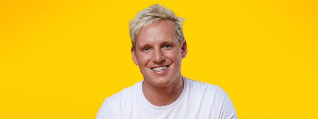 An Evening with Jamie Laing