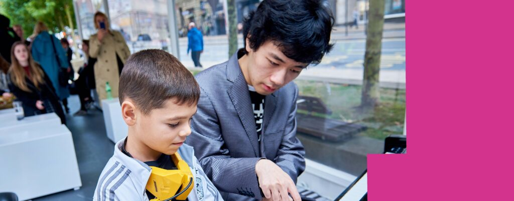 Leeds Piano Trail | Learn to Play in a Day
