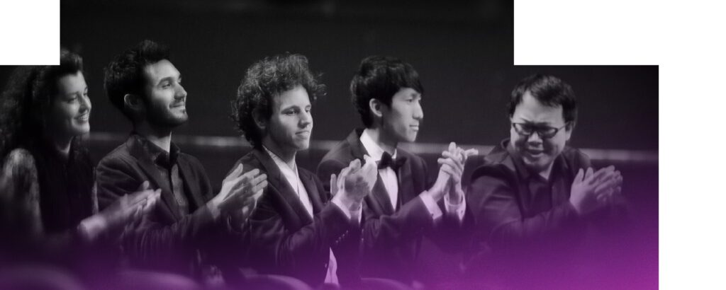 Leeds International Piano Competition | Masterclasses