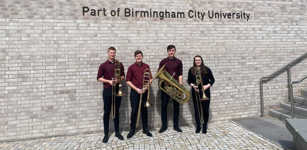 Leeds Lunchtime Chamber Music: Royal Birmingham Conservatoire