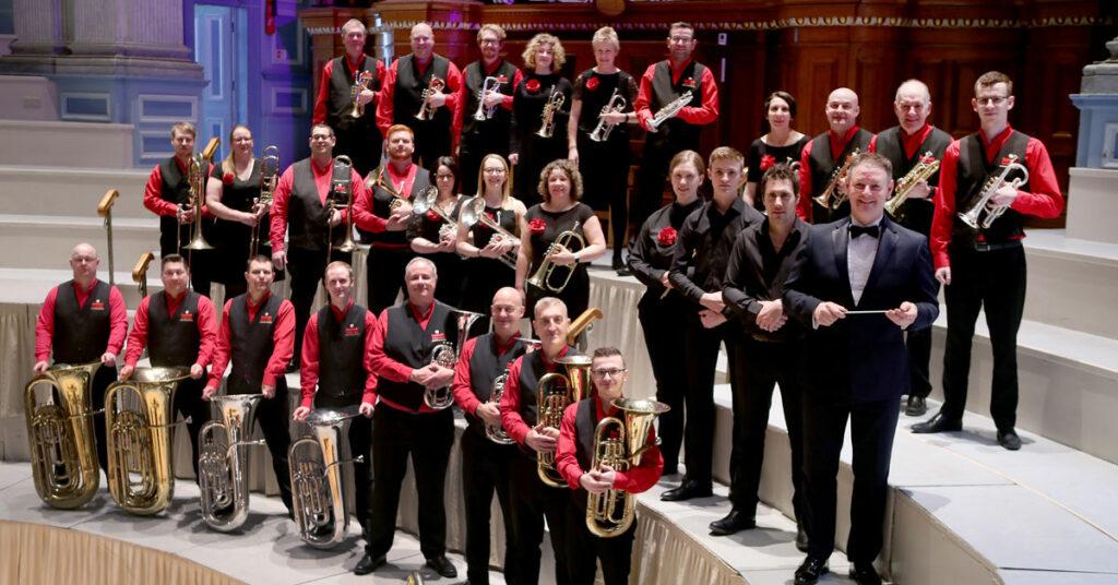 Hammonds Band | Leeds Best of Brass 2021/2022